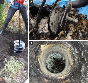 土壌改良成功のために知っておきたい基礎知識その2「排水できない理由」粘土層